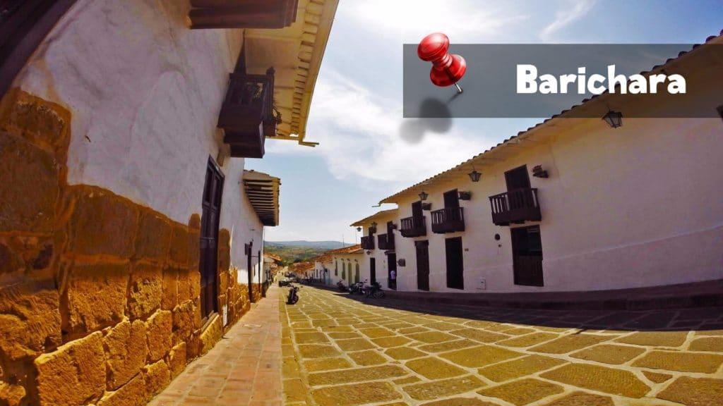 Barichara : le plus beau village de Colombie ?
