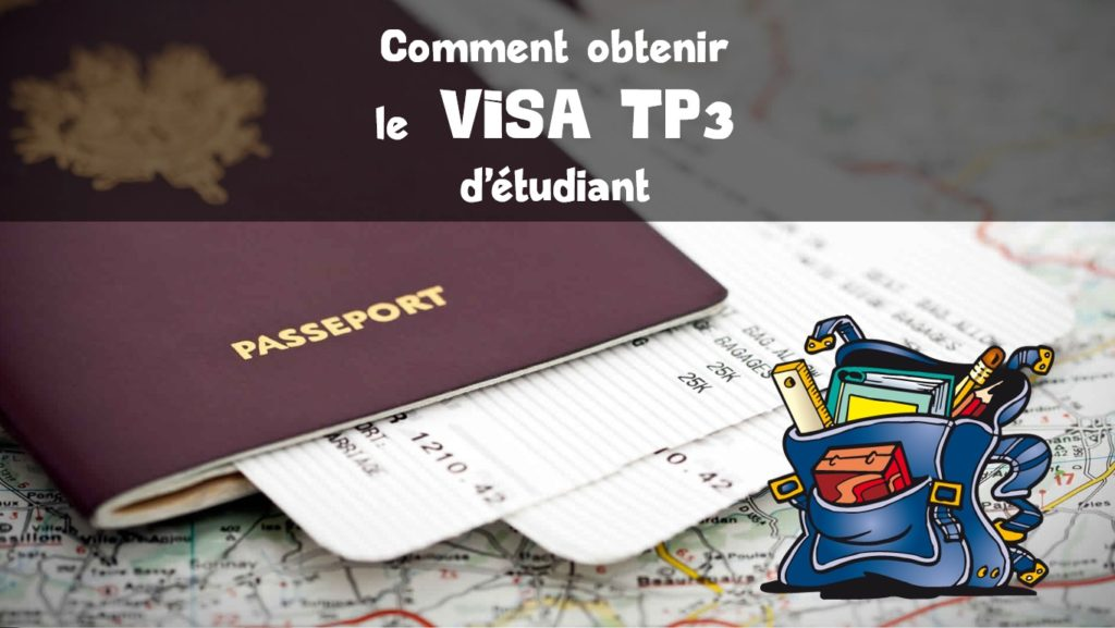 Visa TP3 – Etudier en Colombie