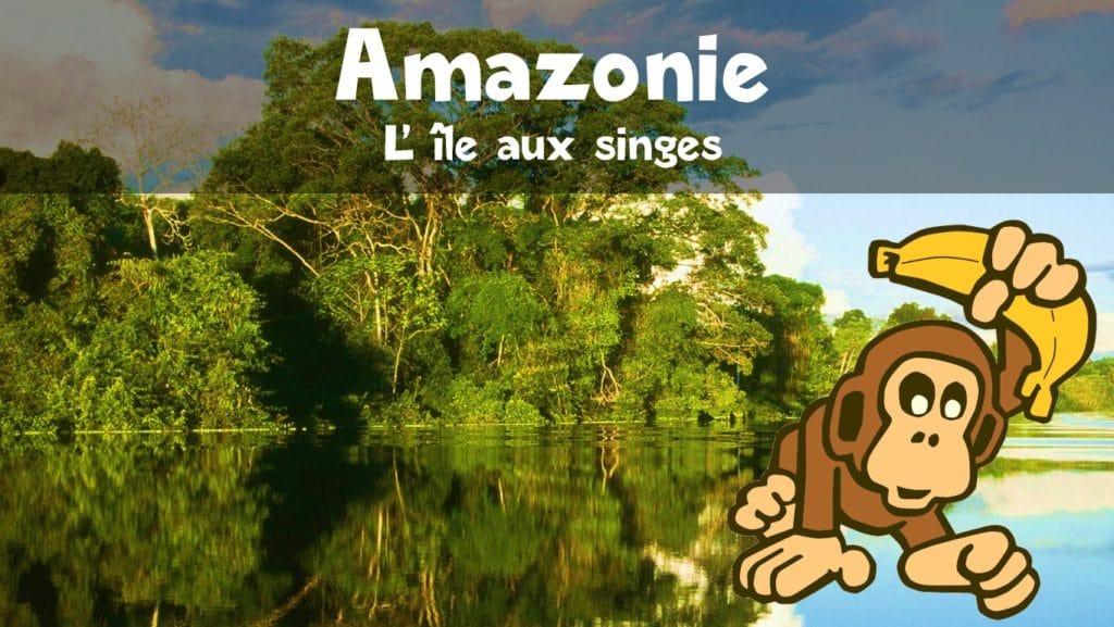 Amazonas – Isla de los micos et bien plus encore !
