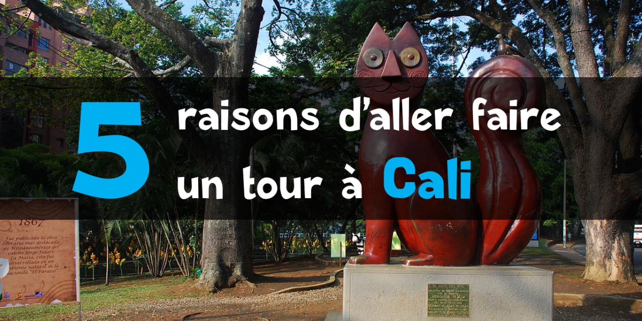 Visiter Cali : 5 bonnes raisons