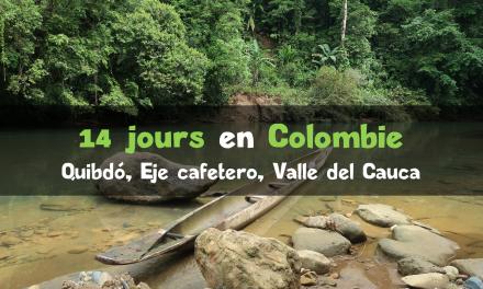 Partir à la découverte du Chocó, de l'Eje Cafetero et del Valle del Cauca