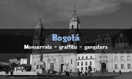 Que faire à Bogotá ? (1/2)