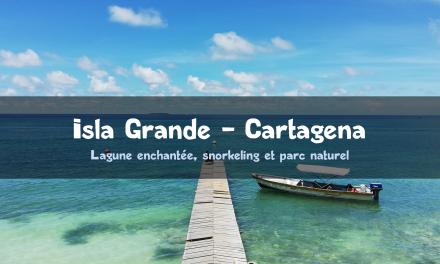 Isla Grande : la lagune enchantée colombienne